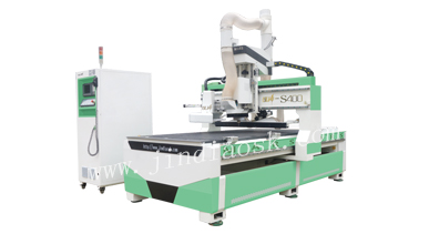 S400 High Precision 3 Axis Ball Screw CNC Machining Center