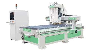 XC300 Pneumatic Tools Change CNC Router Machine