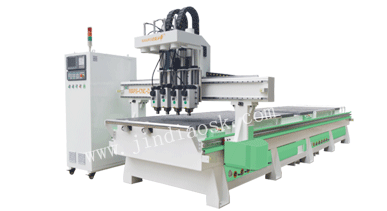 XC400-D Double-table CNC Router Machine